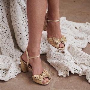 ISO - Sézane High Ana Sandals